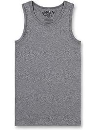 Sanetta Shirt W/O Sleeves, Camiseta sin Mangas para Niños