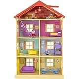 Peppa Pig PEP0757 Casa de ensueño de Peppa Pig con 2 Figuras exclusivas: Peppa y George con Accesorios para niños a Partir de