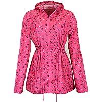 RainyDays Womens Printed Kagool   Rain Coat   Packa Jacket   Kag