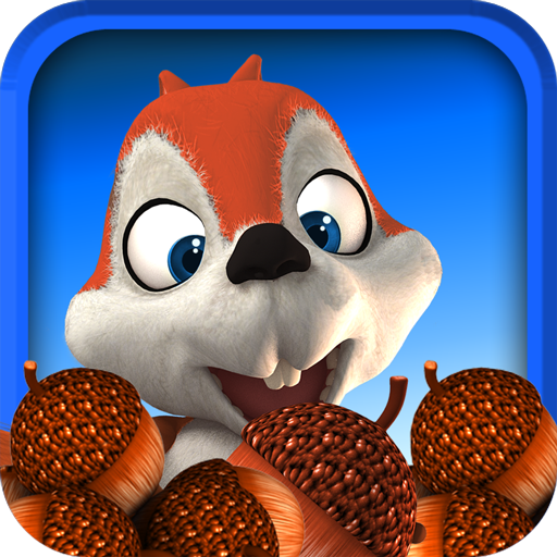 Where Are My Nuts? Go Squirrel (Free) (Kostenlose The Rope 2 Cut)