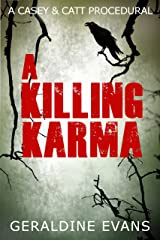A Killing Karma (Casey & Catt British Mystery Series Book 2) Kindle Edition