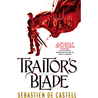 Traitor's Blade: the swashbuckling start of the Greatcoats Quartet (English Edition)