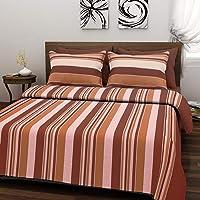 Raisa Panipat Weave Handloom 120 TC Cotton Double Bed Cover - Multi, ALT_032