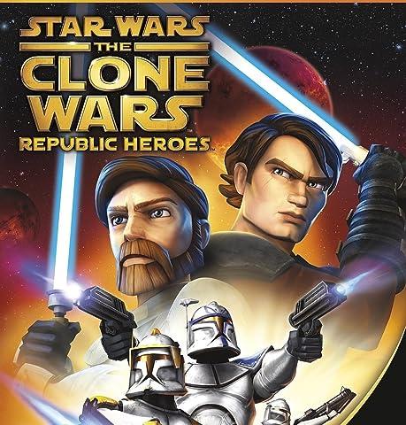 Star Wars The Clone Wars : Republic Heroes [PC Code - Steam]