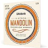 D'Addario EJ74 - Juego de cuerdas para mandolina