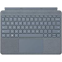 Microsoft Surface Go Signature Type Cover, Eisblau (Deutsches Tastaturlayout;QWERTZ)