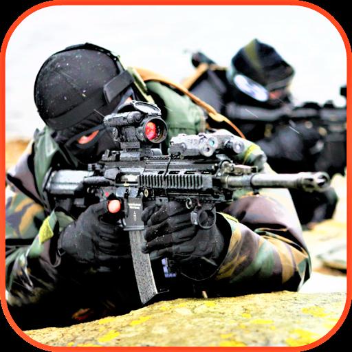 Military Soldier Wallpaper (Jets Uniform)