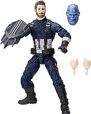 Avengers Marvel Legends Series - Captain America (6 inch) (Multi Color)
