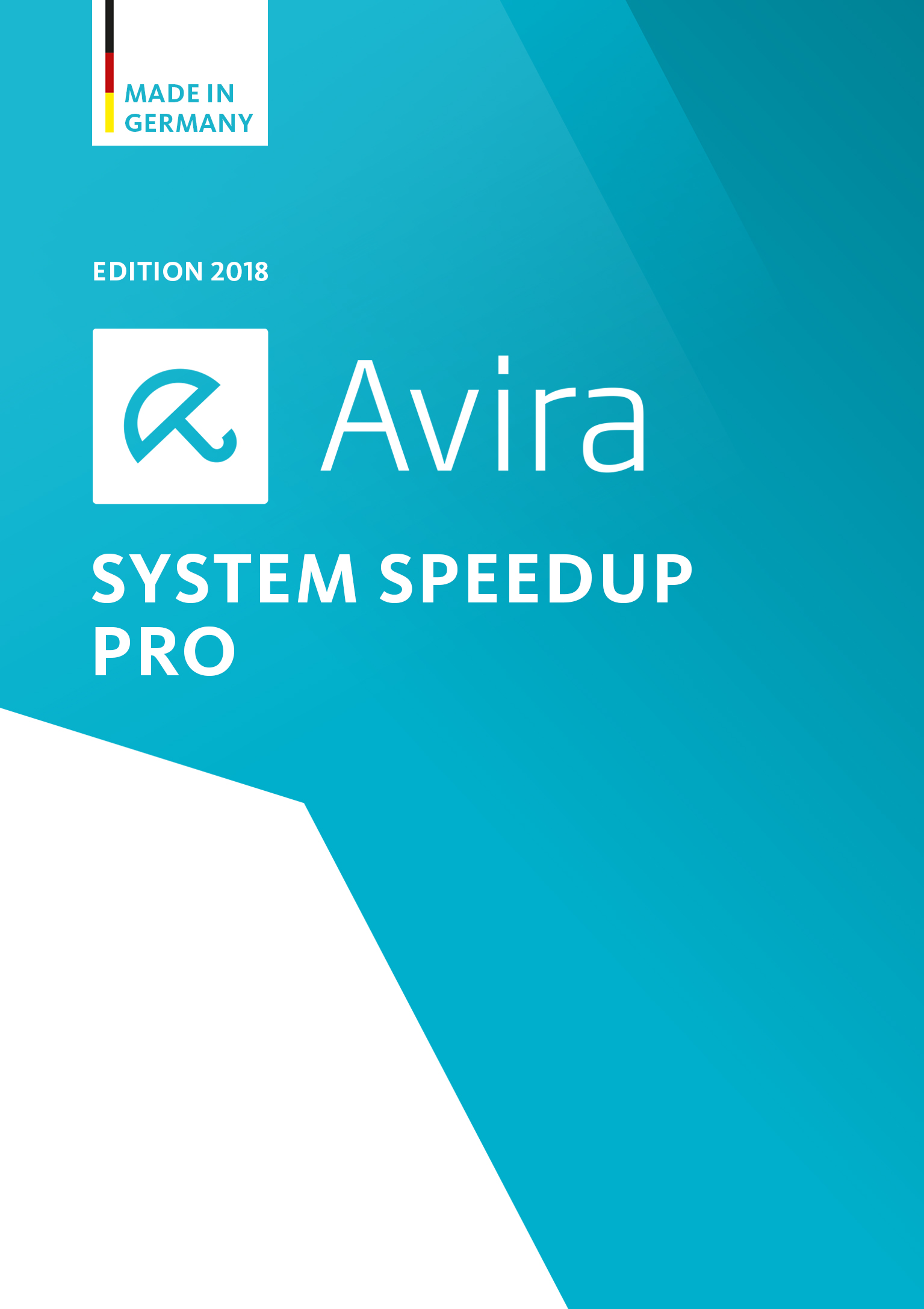 Avira System Speedup Pro Software Edition 2018 / PC Tuning Software (Jahres-Abonnement) für 1 Windows PC / Download für Windows-Betriebssysteme (7, 8, 8.1, 10) [Online Code]