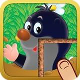Tier-Puzzles für Kinder - Spielerisch lernen im Schul- und Vorschulalter (Meeresbewohner, wilde Tiere, Bauernhof-Tiere, Haustiere)