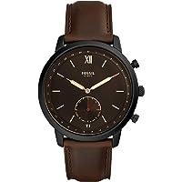 Fossil Neutra Hybrid Analog Black Dial Men's Watch-FTW1179