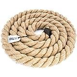 5m corda di juta 30 mm riccio naturale
