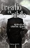 Creatio ex nihilo (Urteil: Leben)