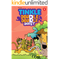 Tinkle Double Double Digest No. 05