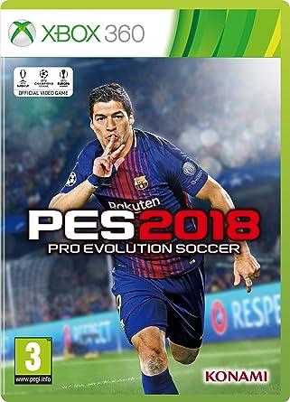 PES 2018 (Xbox 360): Amazon.co.uk: PC & Video Games