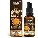 WOW Skin Science Ubtan Face Serum - OIL FREE - For Anti Tanning, Radiance Boosting, Rejuvenating Skin - No Parabens, Silicone