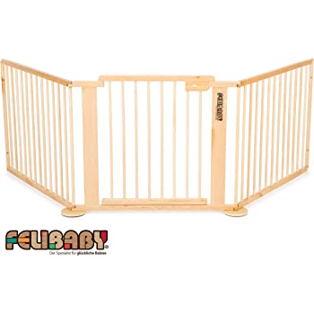 f742c3245b8466 ONE4all 1+2 - Barrière de sécurité modulable, barrière d escalier et  barrière pour porte