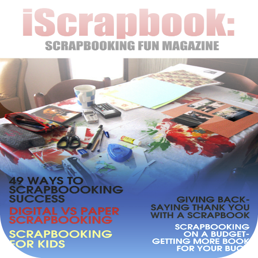 iScrapbook: Scrapbooking Enthusiast