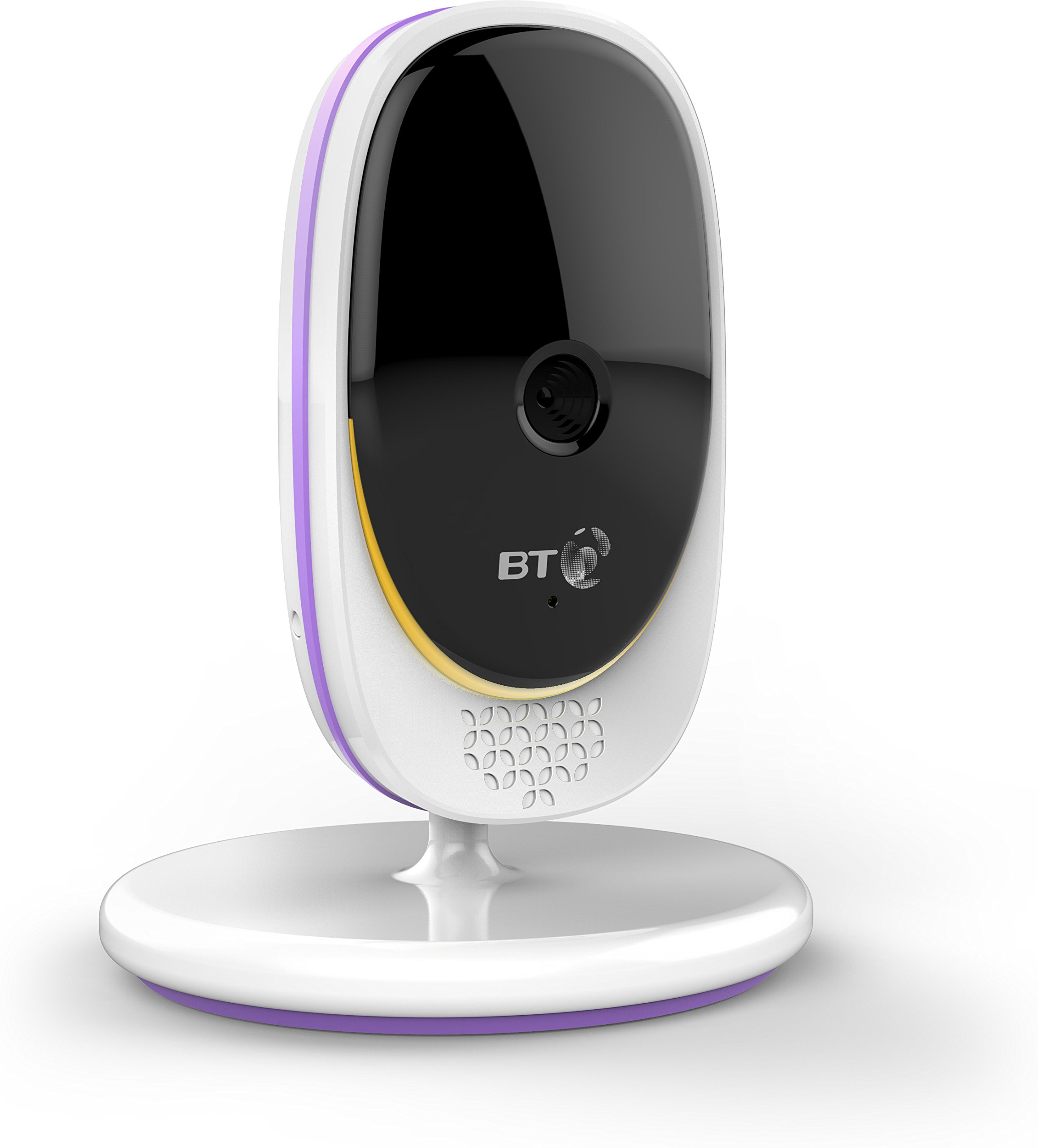 BT Video Baby Monitor 2000 BT 2 inch screen with night vision Manual (non-remote) pan/tilt mechanism Portable parent unit so you can move freely around your home 3