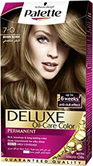 Schwarzkopf Palette Deluxe Oil Care Color 7-0 Midway Blonde