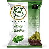Online Quality Store Neem Powder (Azadirachta indica) Anti-Dandruff Hair DIY Packs & Anti Acne Face Packs (50g, Pack of 1)