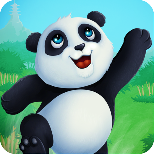Panda Jump - Endless Jumper -