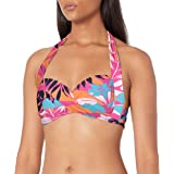 Seafolly Copacabana Twist Soft Cup Halter Reggiseno Bikini Donna