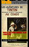Tintin In The Congo (Original Black & White Art)