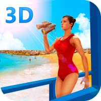 Beach Emergency Rescue Team 3D