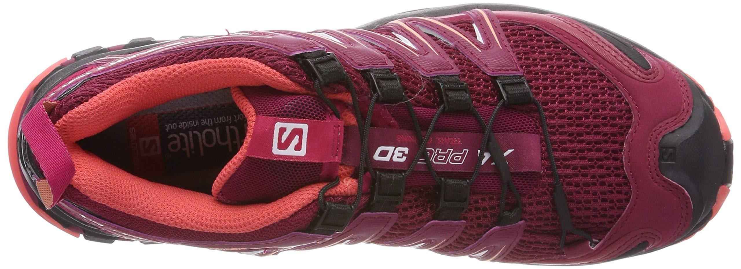 810zXaS3A1L - SALOMON Women's Xa Pro 3D W Trail Running Shoes