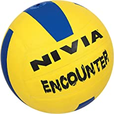Nivia Encounter (PU Pasted) Volleyball