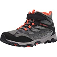 Merrell Unisex Kid's Moab FST Mid a/C WTRPF Fitness Shoes