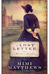 The Lost Letter: A Victorian Romance Kindle Edition
