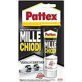 Pattex Millennagels in blisterverpakking, 40 g, transparant