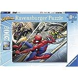 Ravensburger 12730 Puzzle Spiderman, 200 Teile