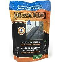 Quick Dam Barrière anti-inondation activée par l'eau 3 m, QD65-1