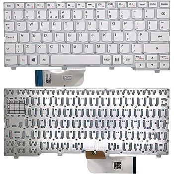 New Lenovo Ideapad 100S-11IBY Laptop Keyboard UK: Amazon co