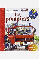 Les pompiers Broché
