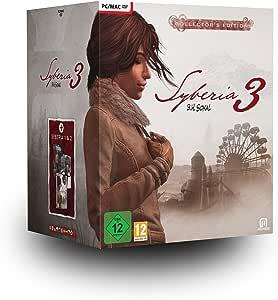 Syberia 3: Collectors Edition (PC DVD)