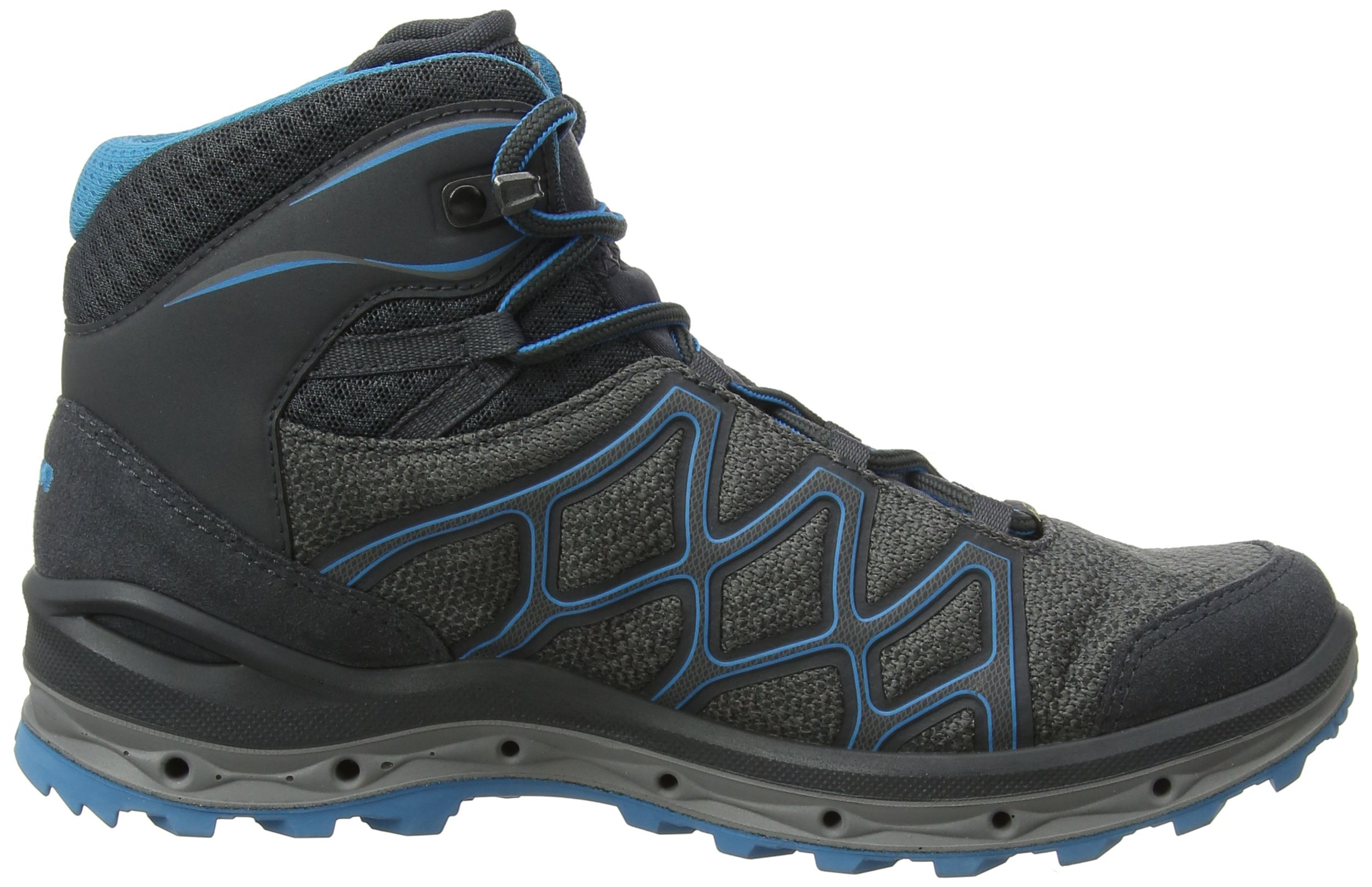 8111C7oF8TL - Lowa Women's AEROX GTX MID W High Rise Hiking Boots