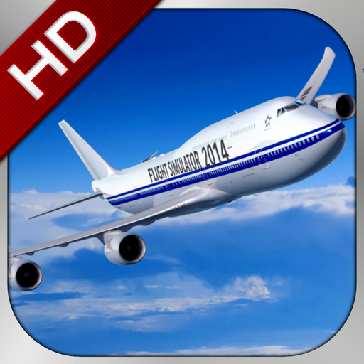 Boeing Flight Simulator 2014 HD - Flying in New York City, Real...