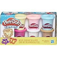 Play-Doh Confetti Compound Collection, Ages 3 Years and Up