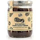 KoRo - Biologische dadel hazelnootcrème 500 g - Geen toegevoegde suiker - Alleen natuurlijke ingrediënten - Zonder palmolie -
