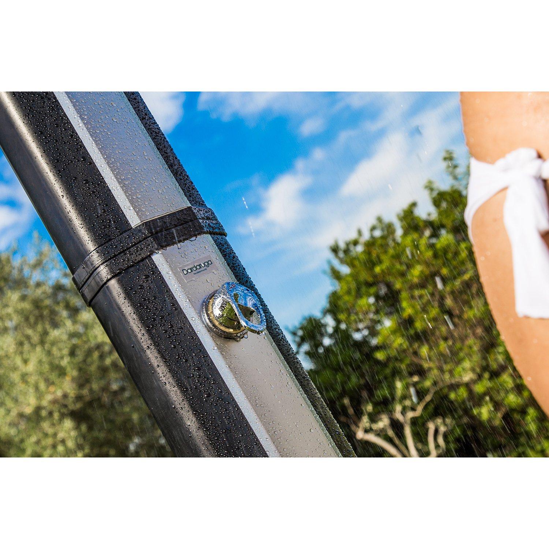 Dardaruga Doccia Ad Energia Solare Giardino Piscina Esterno 35 Litri Faceshopping