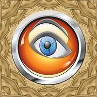 Magisches Auge 3D Fragespiel