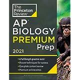 Princeton Review AP Biology Premium Prep, 2021: 6 Practice Tests + Complete Content Review + Strategies & Techniques (College