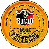 Búfalo Lederfett für Glattleder farblos 75 ml