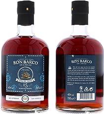 Ron Barco Dark Ron Barco De Cargas Solera Rum (1 x 0.7 l)