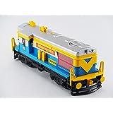 Centy Toys & Model of Indian Railway's Diesel Locomotive Engine-Kidsshub (200*57*70 mm in L/B/H Approx) in Blue...