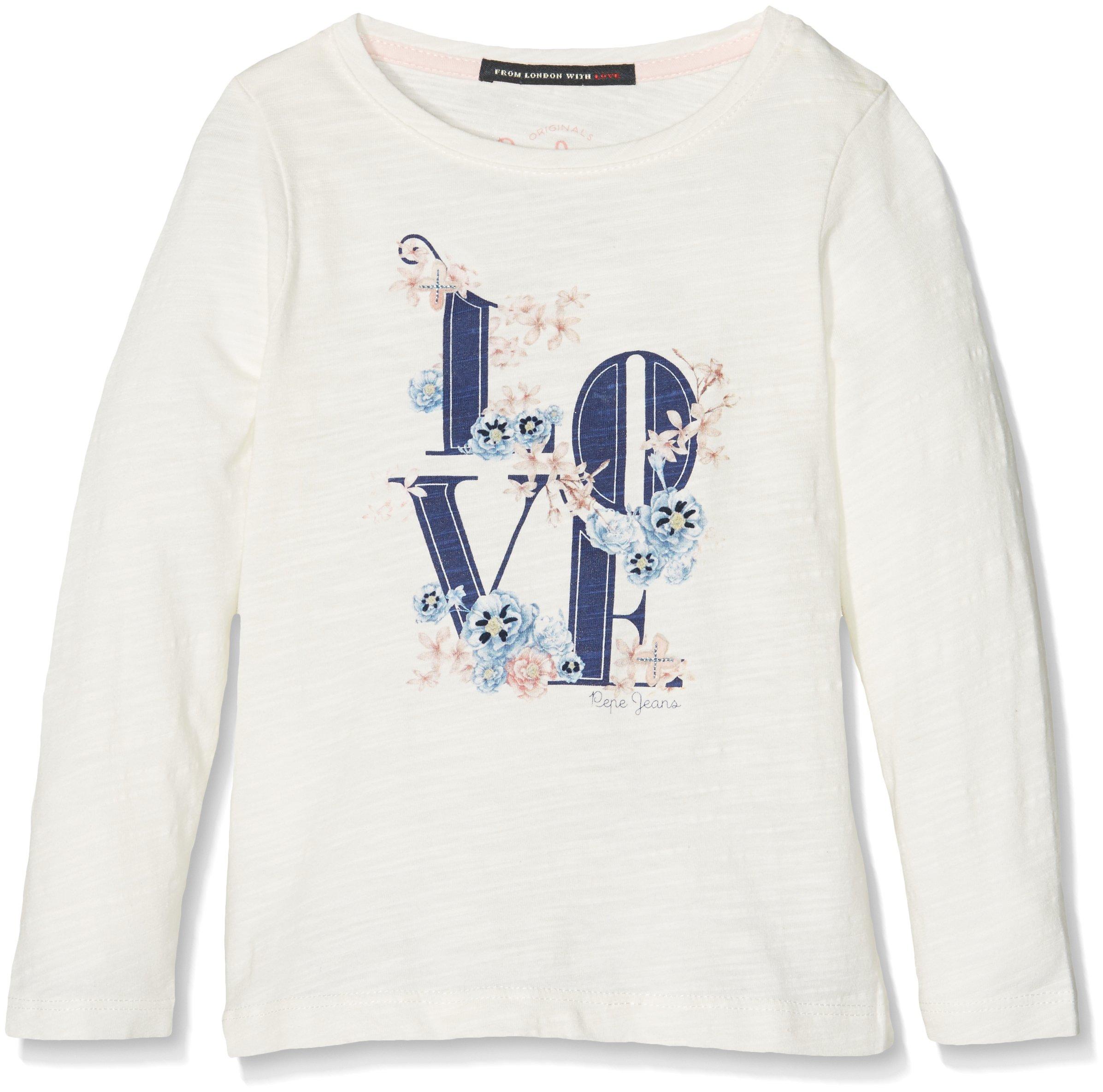 Pepe Jeans Jasmine Kids Camiseta para Niños